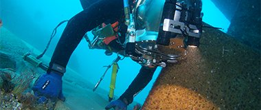 Under Water Survey and Asset Inspection