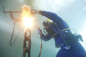 Southern Divers Underwater Welding