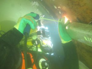 Southern Diver Underwater Welding Services - Underwater Construction, Repair and Demolitions